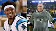 "The Rush: Cam Newton to Patriots, forms ""Odd Couple"" with Bill Belichick in Boston"