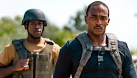 Anthony Mackie Is a Wild Card Android in Trailer for New Netflix Movie 'Outside the Wire'