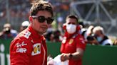 Leclerc to start from back of the grid in Sochi
