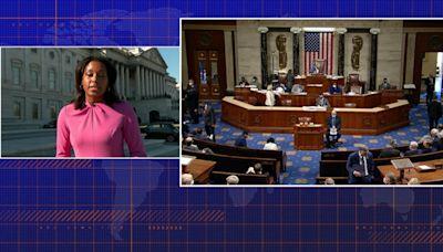 Senate Republicans block Democrats' voting rights bill