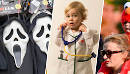 Beware! There are shortages of these costumes this Halloween