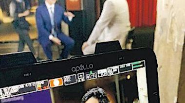 3個月無見 鄭志剛粗獷look示人 - 20210410 - 經濟
