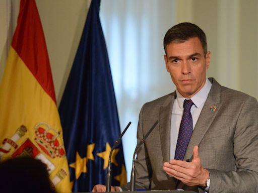 España.- Sánchez urge a cerrar un acuerdo entre la UE y Reino Unido para Gibraltar, que respete la soberanía de España