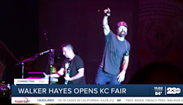 Kern County Fair has Walker Hayes for first concert since 2019
