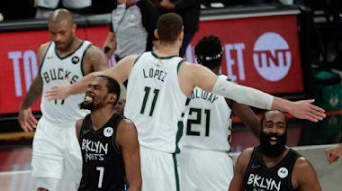NBA/哈登帶傷復出拚戰46分鐘 杜蘭特:這啟發了我