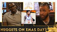 JaVale McGee disagrees with Austin Rivers that Nuggets should get a Christmas Day Game I Club Shay Shay