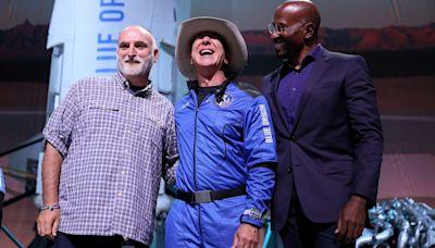 Jeff Bezos gives $100 million awards to Van Jones and José Andrés: 'I have a little surprise for you'