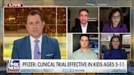 Pfizer says clinical trial effective for children ages 5-11