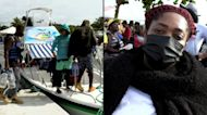 """""""Not going to stop"""": Haitian migrants in Colombia determined to reach US"""