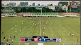 「2021台灣國際友誼足球賽」我外交部首次組隊參賽•冒雨PK駐台使節夢幻隊 | 台灣英文新聞 | 2021-10-23 16:33:00