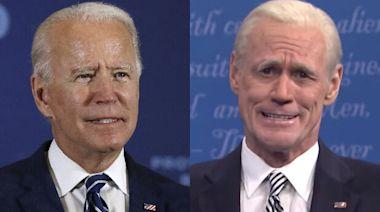 Jim Carrey's Joe Biden Impression on 'SNL' Panned as 'Malarkey'