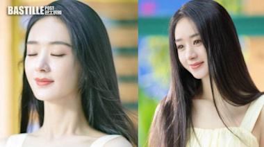 趙麗穎最新寫真曝光 黑色長髮宛如鄰家少女 | 娛圈事