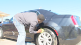 16 year old Louisville local has his own car detailing business