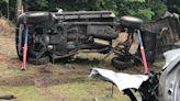 1 killed, 4 injured in Saturday morning crash on U.S. 441 South