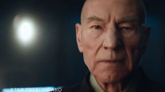 Star Trek: Picard teaser gives first official look at Patrick Stewart's return as Jean-Luc