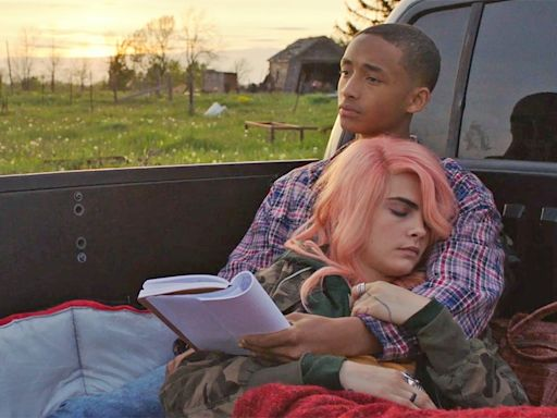 Jaden Smith and Cara Delevingne on how Life in a Year shows 'what real love means'