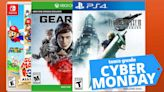 Best Cyber Monday video game deals: PS5, Xbox Series X and Nintendo Switch games