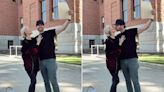 Heather Rae Young and Tarek El Moussa obtain marriage license