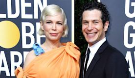 Michelle Williams Makes Red Carpet Debut with Fiance Thomas Kail at 2020 Golden Globes