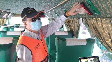 防端午疫情傳播 疏運單位加強消毒