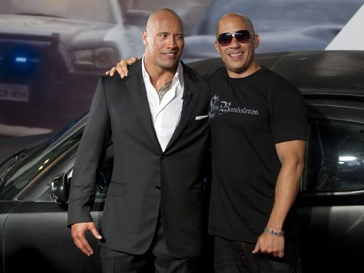 Dwayne Johnson regrets sharing 'candy-ass' post that made Vin Diesel feud public