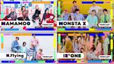 線上慶典《KCON:TACT 2020 SUMMER》陣容完全公開!32組藝人連唱7天