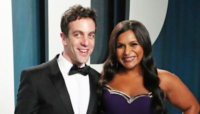 B.J. Novak Says Someone Sent Him Mindy Kaling's Cherry Cocktail from The Office at a Bar: 'IYKYK'