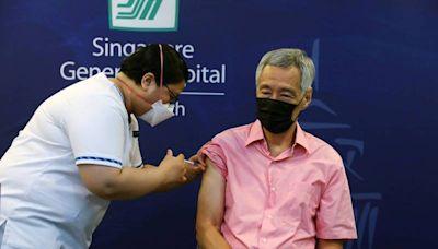 確診病例激增 新加坡擴大施打追加劑
