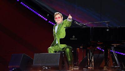 Watch Elton John Bring Greatest Hits to Global Citizen 2021