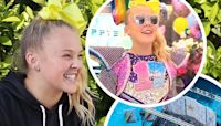 JoJo Siwa throws herself a JoJo Siwa-themed party for 17th birthday