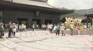 慈山寺設佛誕浴佛法會 五日約6500人入場