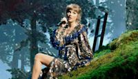 Taylor Swift Delivers Magical 'Folklore' and 'Evermore' Medley at the 2021 GRAMMYs