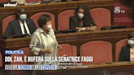 Ddl Zan, è bufera sulla senatrice Faggi