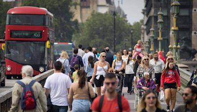 疫情害的!英國預期壽命劇降至10年新低 男性創紀錄減壽1.3歲