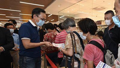 【疫苗接種】外展隊周四起一連3日於石籬社區會堂 為街坊即場接種科興疫苗 - 香港經濟日報 - TOPick - 新聞 - 社會