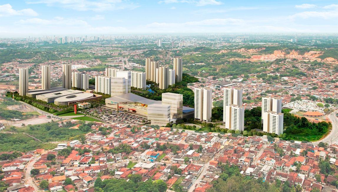 (PE) Camaragibe | Corredor Leste-Oeste | Camará Shopping ...