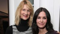 Courteney Cox and Laura Dern Celebrated Christmas Eve Together for 14th Straight Year