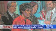 DOJ Asks Supreme Court To Reinstate Death Penalty For Dzhokhar Tsarnaev