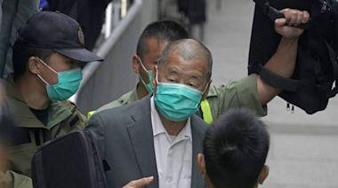 致力香港民主對抗中共獨裁 黎智英獲頒「杜魯門-雷根自由獎章」