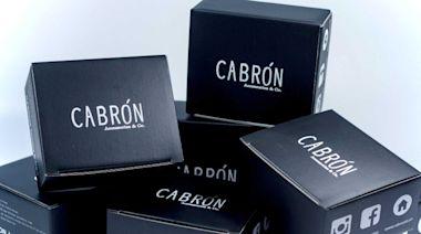 就算疫情如此兇猛 也無法抵擋在家也要帥的決心!台灣品牌CABRON Jewelry & Co~