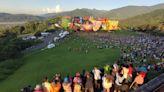 台東熱氣球活動湧入逾6千人次 幾乎都不戴口罩