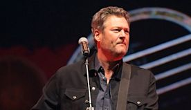 Blake Shelton Turns Into a Tease at Keith Urban's Benefit Concert: 'He's Just So Damn Good-Looking'