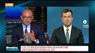 Secretary Buttigieg Defends U.S.-Europe Travel Restrictions