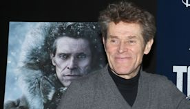 Willem Dafoe: We shot in 50-below temperatures for new sled-dog drama 'Togo'