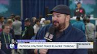 Matt Patricia calls Matthew Stafford trade rumors 'comical'