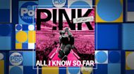 Pink releases new song and music video for 'All I Know So Far'
