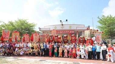 西港辛丑香科武陣大會師精湛演出 掀起香科第一波高潮