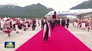 China's Xi visits Tibet for first time as president