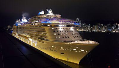 衞生署要求船員復陽「海洋光譜號」停航21日 下月11日方可接客
