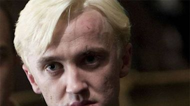 Tom Felton Shares Behind-the-Scenes Harry Potter Secrets While Watching Film for the First Time